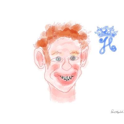 Prince Harry Parody Poster