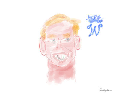 William, Duke of Cambridge, Parody Poster