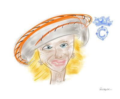 Camilla, Duchess of Cornwall Parody Poster