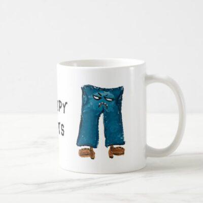 Grumpy Pants Coffee Mug